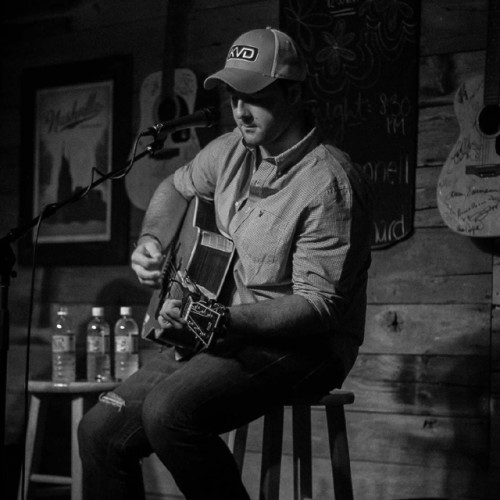 Tyler Deveau at Pucketts Nashville